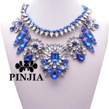 Costume Crystal Imitation Jewelry Fashion Jewellery Necklace