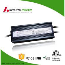 IP67 constant voltage led driver 12v 24v 36v 60w 0-10v/PWM dimming led driver