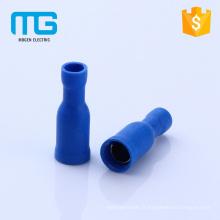 Connecteur de balle de 2.5mm de matériel femelle en laiton d'excellente qualité