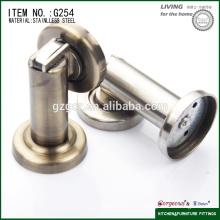 Tope de puerta de base redonda para puerta de ducha / herraje