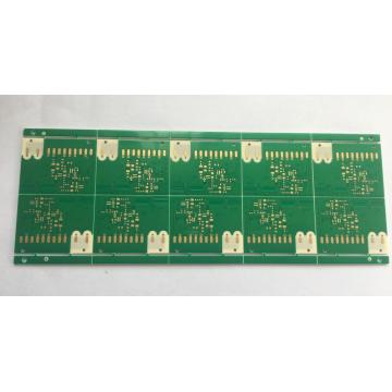4 layer 0.8mm RO4003C  ENIG PCB