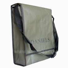 Пользовательские ПП тканые рекламные сумки на ремне