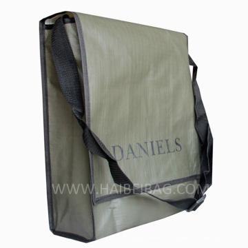 Custom PP Woven Promotional Shoulder Bag