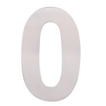 Número / letras de la casa retroiluminada de acero inoxidable