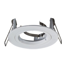 Алюминиевый литой потолочный светильник круглый 70/80 мм