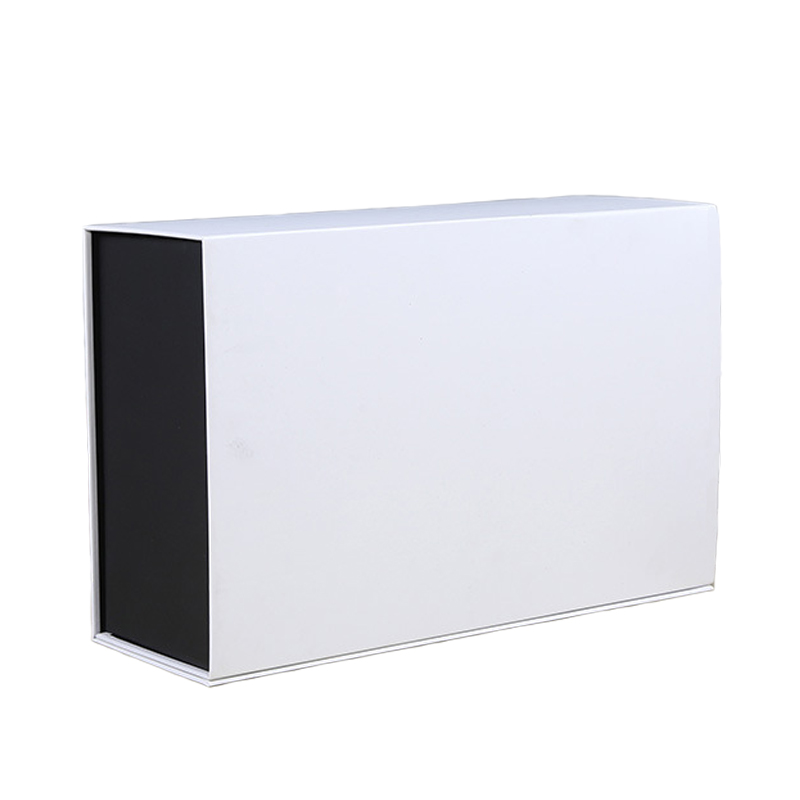 White Paper Foldable Packaging Box