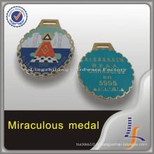 Les médailles personnalisées de médaille de sport en métal font leur propre médaille