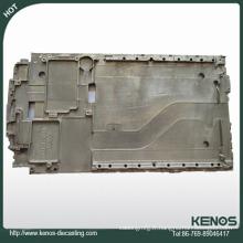 Pièce de moulage mécanique sous pression de magnésium de haute qualité, pièce de moulage mécanique sous pression de magnésium d'OEM usine