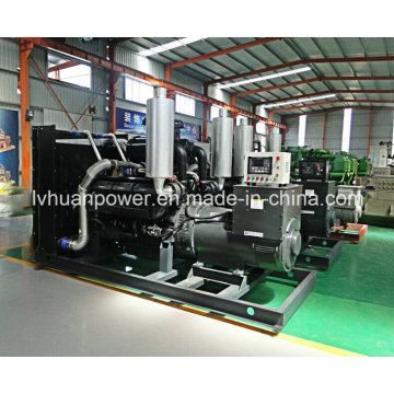 Diesel Generator Set 300kw Diesel Electricity Power Plant