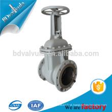 Válvulas de suporte de haste de elevação pn16 válvula de retenção dn80