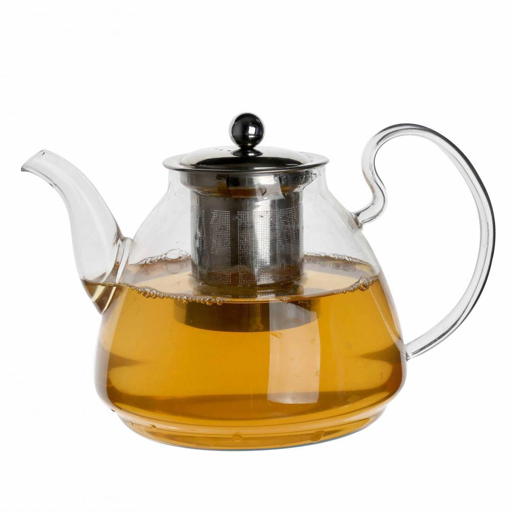 Glass Teapot to Cooking Tea