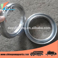 Good quality 5 inch concrete delivery pipe flange for concrete pump steel pipe ends