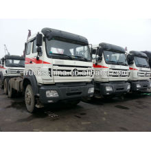 Beiben Tractor Truck 420HP Tractor Head Truck for Sale