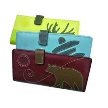 A forma projetou a carteira / bolsa (WD-022)