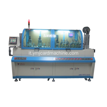 2 Chips Milling and Embedding Machine