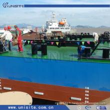 Plate-forme flottante flottante pour la construction et le dragage maritimes (USA-2-007)