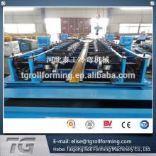 Gute Qualität Hochgeschwindigkeits-Kabelrinnen-Rollen-Umformmaschine / Rollen-bildende Linie / Rollformer