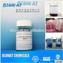 Produtos químicos do tratamento de águas residuais da tela de matéria têxtil