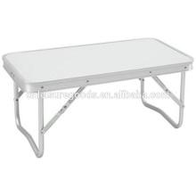 Aluminium camping folding picnic table