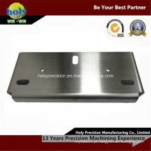 Fabricação de chapa metálica da elevada precisão que carimba as peças para Ss / material de alumínio