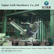 Coletor de coleta para linha de produção de laminação de aço
