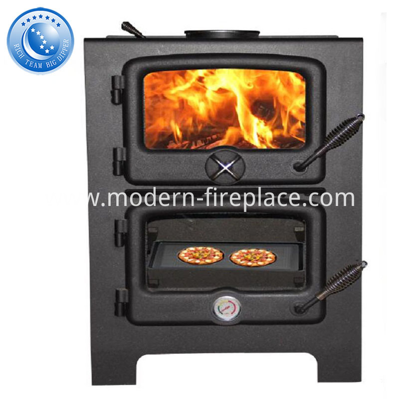 Contemporary Wood Fire Stoves Cooker Factory