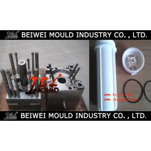 Boîtier de filtre en plastique moulé par injection