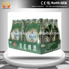 PE film rétréci pour l'emballage de bière