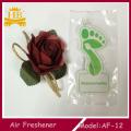 Ambientador de aire de papel de buena calidad