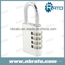 Colorful 4-Digit Thin Combination Padlock