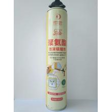 Cola de spray de espuma de poliuretano de alta amplitude