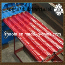 Roof Glazed Tile Roll Forming Machine (AF-G800)