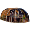 Couverture de piscine pour spa TopLock Dome Enclosure Spa