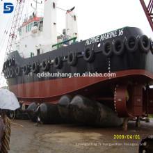 Le meilleur vendent l'airbag de récupération de bateau d'équipement marin pour le chantier naval