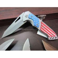 "8.2 ""Cuchillo Sharp de la caza de la lámina (SE-017)"