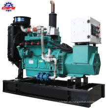4100D generador de poder de biogás de energía verde generador de gas de 20kw