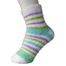 Stripe Floor Socks