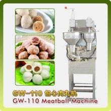 Máquina automática de moldeo de bolas de carne