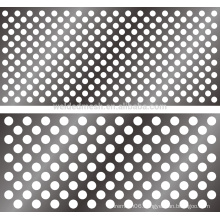 Perforated Sheet Metal, 0.1-6mm Thickness, Used in Separation, Sifting, Filtration, Drying, Cooling