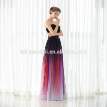 Vestido de noche formal del desgaste del partido del vestido Maxi del partido de la ropa de las mujeres 2017