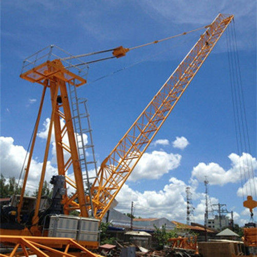 2ton 20tons Luffing Jib Roof Crane