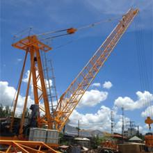 Construcción de alta calidad de construcción de grúas para techos de alta calidad WD60