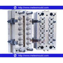 Moule de préforme d'animal familier de 12-Cavities avec la valve valve (MELEE MOLD-39)