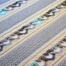 High Quality Baby Crochet handmade Blanket