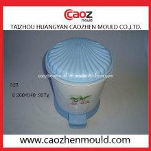 Moule en poubelle d'injection en plastique usagée en stock