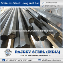 Best Quality Stainless Steel Grades Hexagonal Bar 301 for Petrochemical Industries