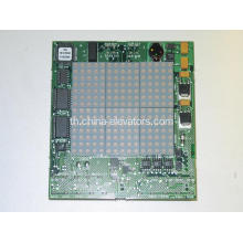 KONE ลิฟท์ SIGMATIC Dot Matrix Display Board KM713560G01