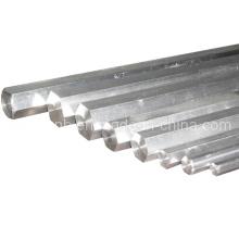 Vareta de hexágono de titânio de venda quente de alta qualidade