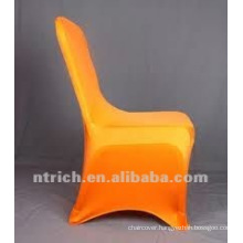 orange colour,lycra chair cover CTS707,fancy and fantastic,cheap price but high quality
