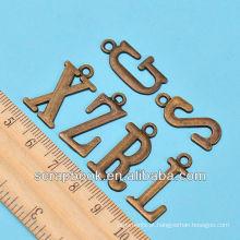 cartas de metal de alta qualidade para artesanato